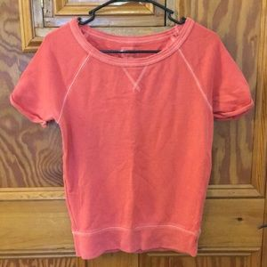 Women's size small terry cloth top by Aerie